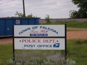 Falcon Police & Post Office
