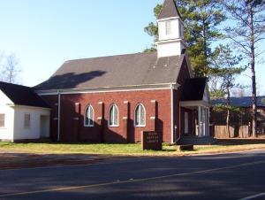 Belen Baptist Church (1)